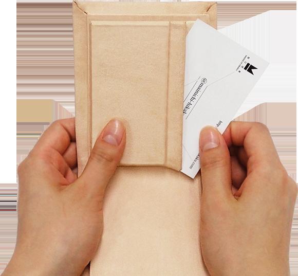 Kit カード入れパーツ 共通 スタンダード型