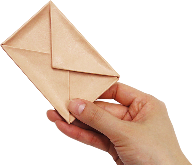 Kit カードケース レター型