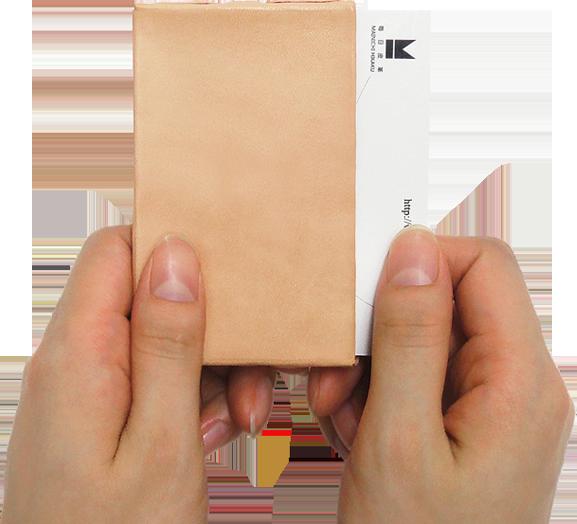 Kit カードケース ホールド型