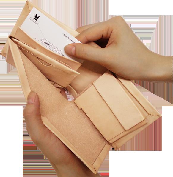 Kit オールインワンパーツ シングル 折り財布用 ワンパターンジョイント型